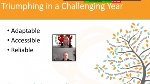 Powerpoint slide shown at the end of the UK Biobanking Showcase