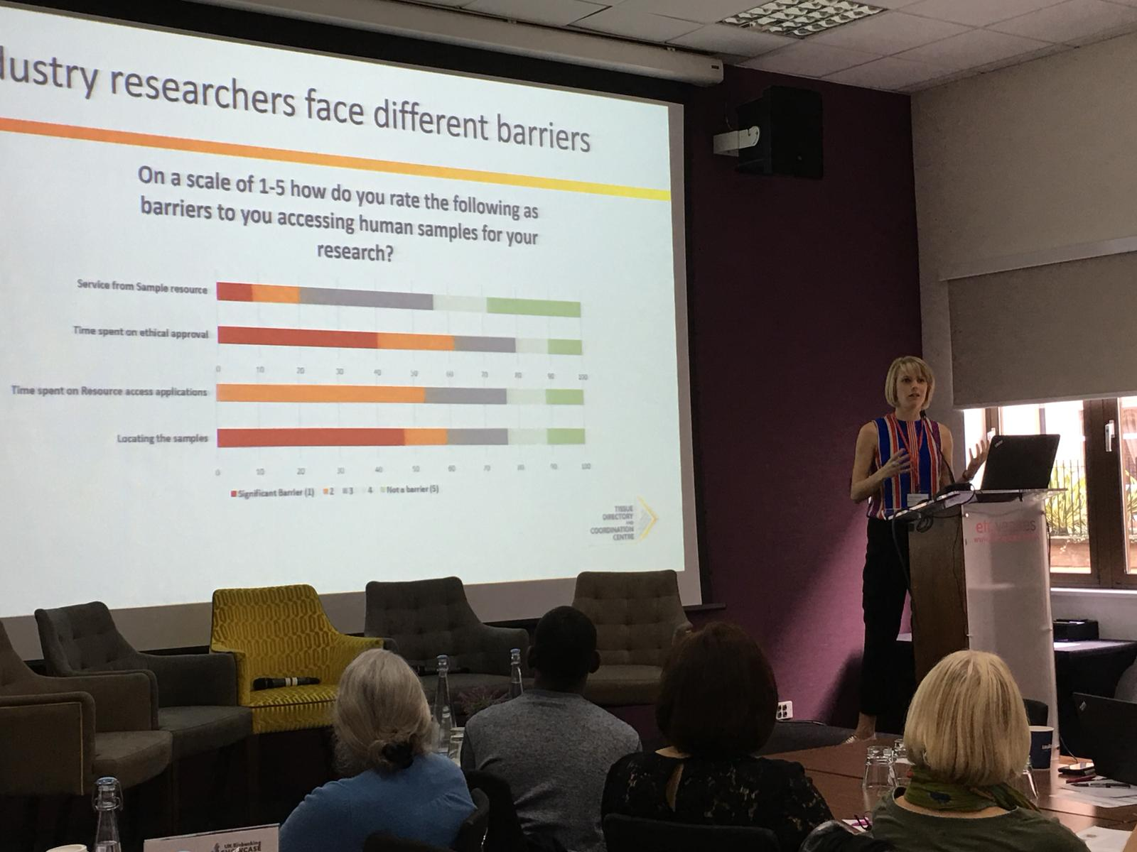 Emma Lawrence presents Barriers