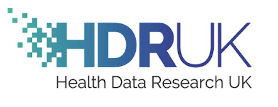 HDR UK logo